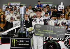 Kevin Harvick wins NASCAR All-Star Race