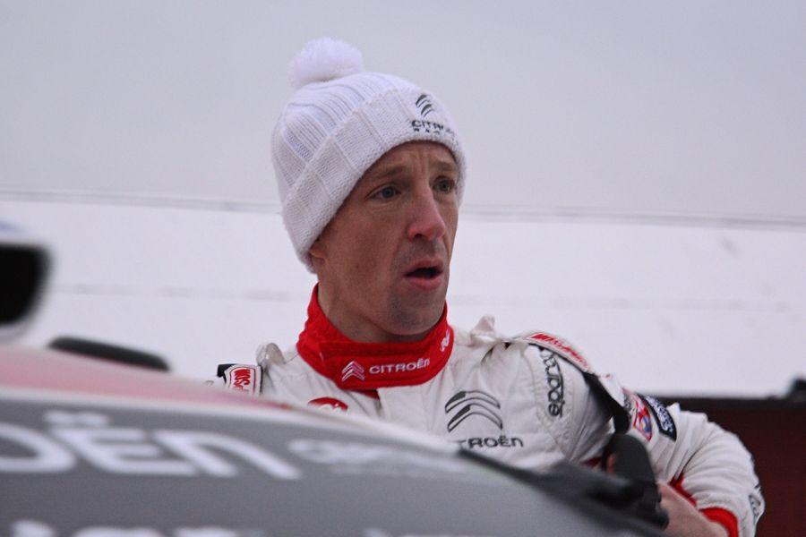 Kris Meeke Citroen