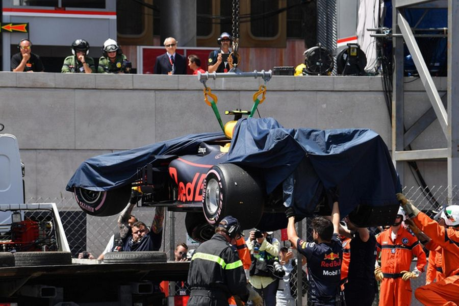 Max Verstappen, Monaco Grand Prix