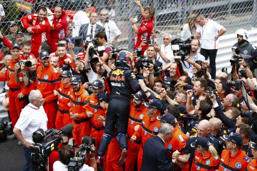 Monaco Grand Prix, Daniel Ricciardo