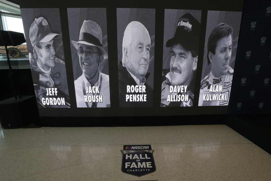 NASCAR Hall of Fame Class 2019