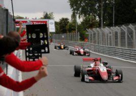 Formula 3 Pau Grand Prix Race 1