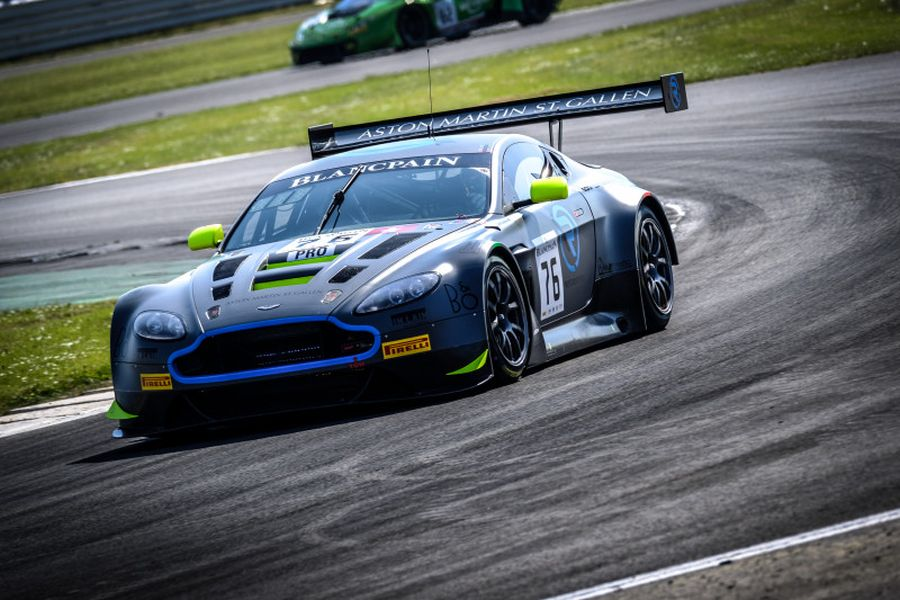 3 Hours of Silverstone, #76 R-Motorsport Aston Martin Vantage GT3