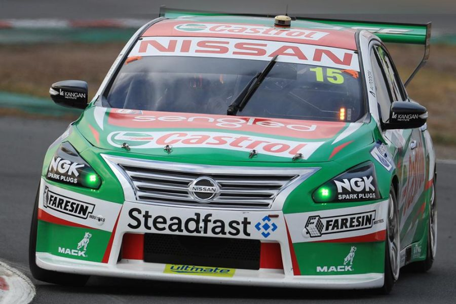 Rick Kelly's #15 Nissan Altima