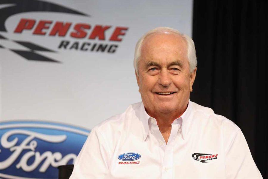 NASCAR Hall of Fame Class 2019 - Roger Penske