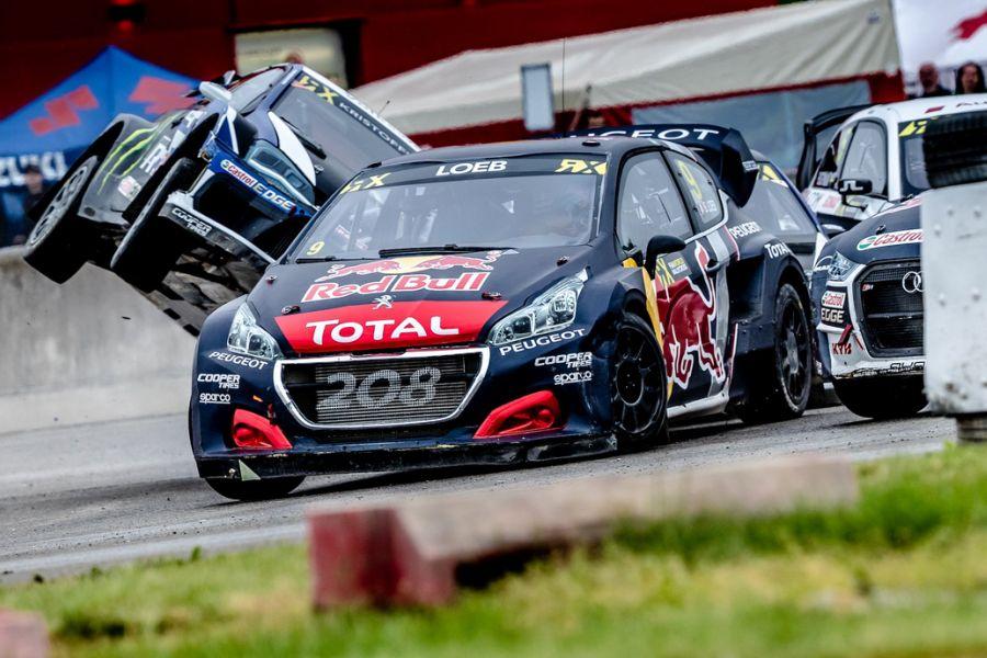 Sebastien Loeb, WRX Mettet