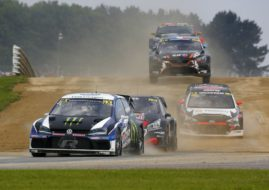 World RX, Silverstone, Johan Kristoffersson