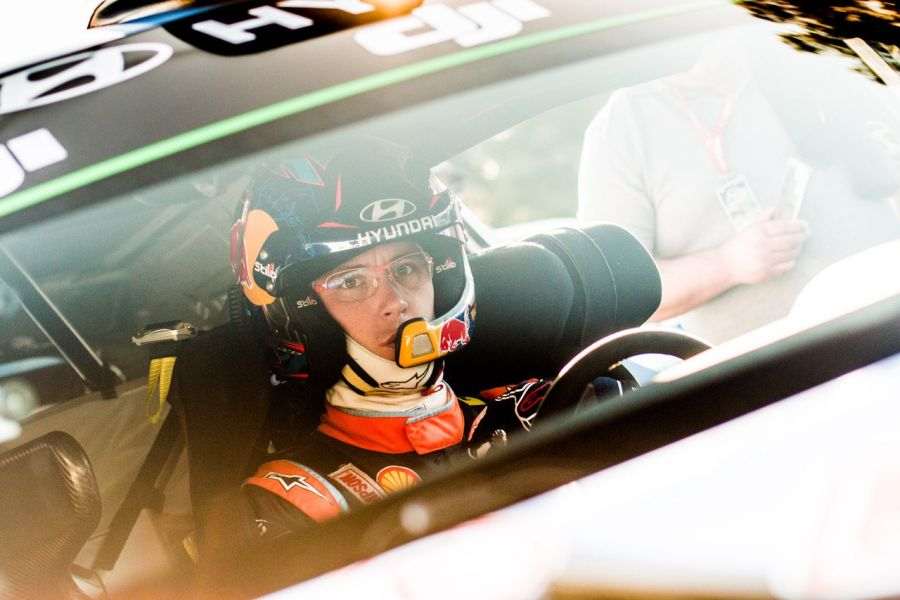 2018 Rally de Portugal, Thierry Neuville