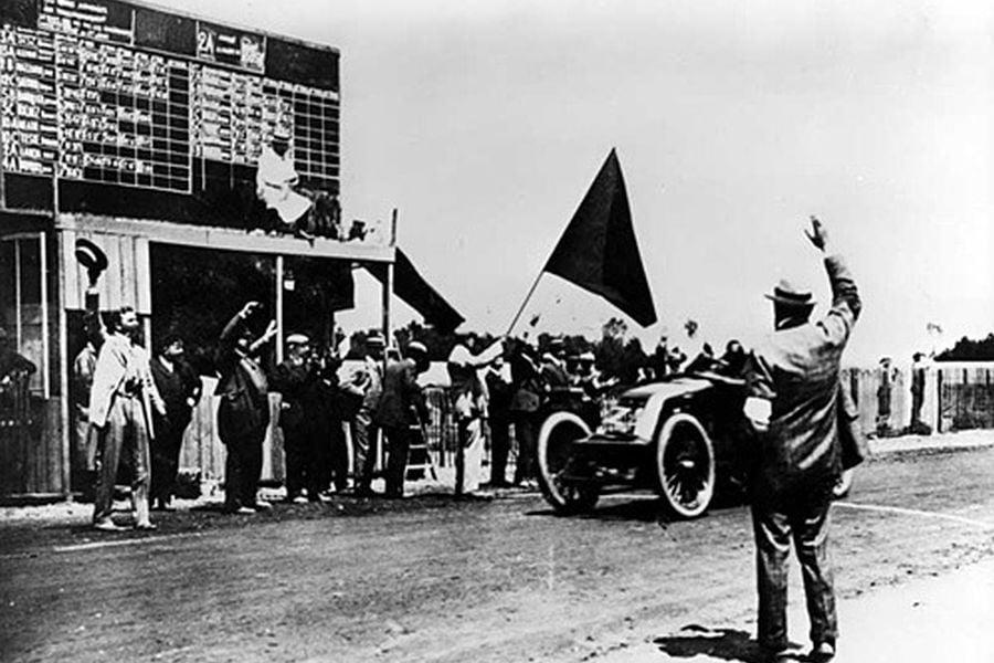1906 French Grand Prix Ferenc Szisz