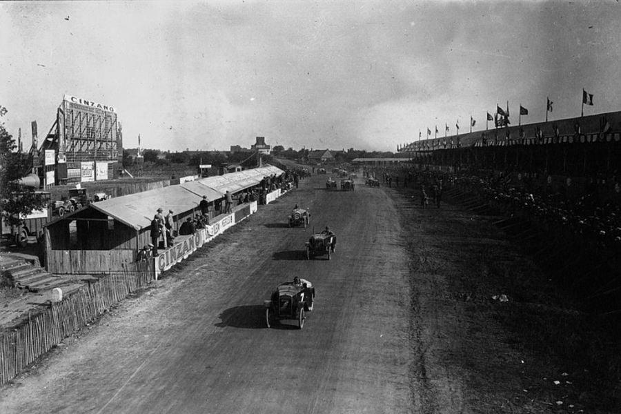 1923 French Grand Prix Tours
