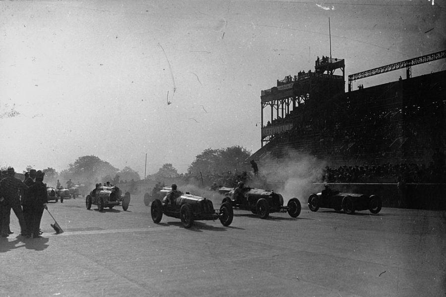 1931 French Grand Prix at Autodrome de Linas-Montlhery