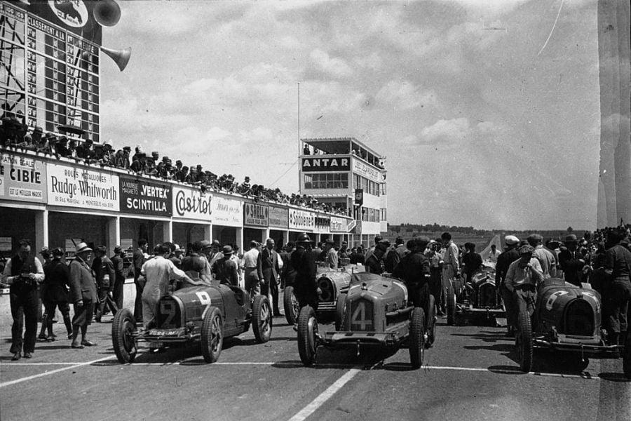 1932 French Grand Prix Reims