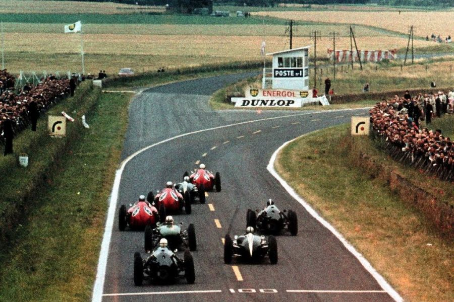 French Grand Prix at Reims