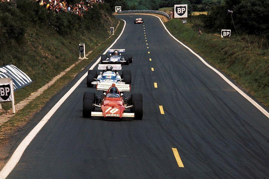 1970 French Grand Prix Charade