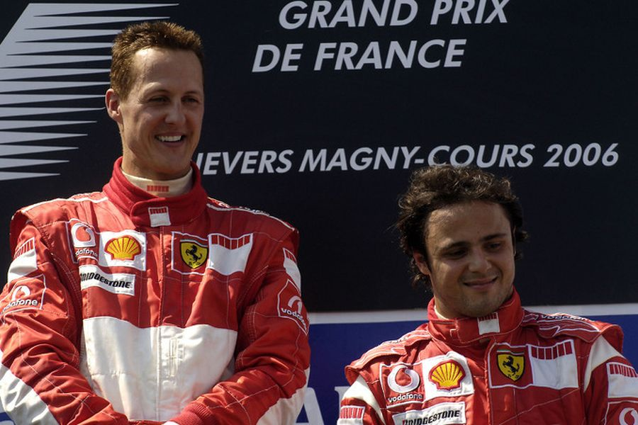 Formula 1 French Grand Prix, Grand Prix de France, Michael Schumacher, Felipe Massa, 2006