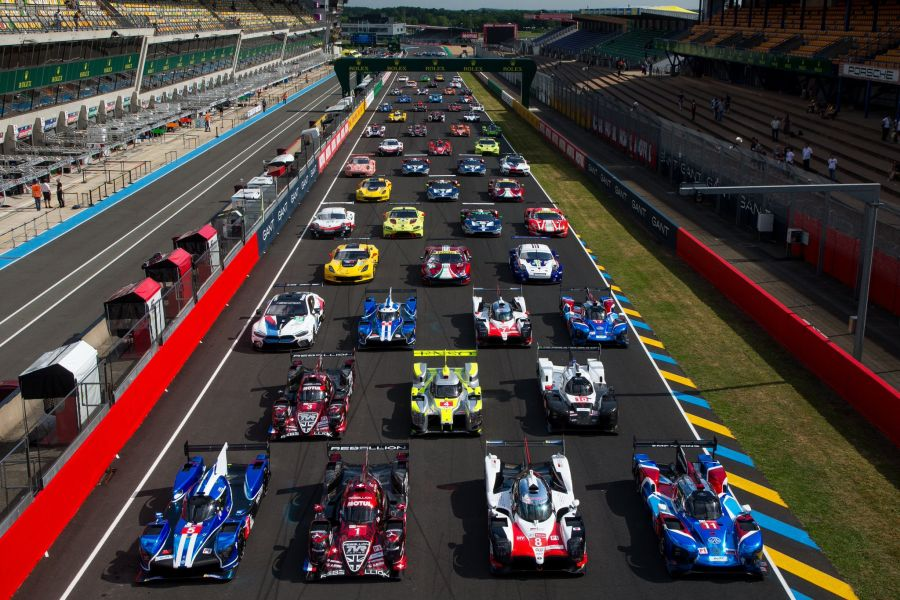 2018 24 Hours of Le Mans, cars