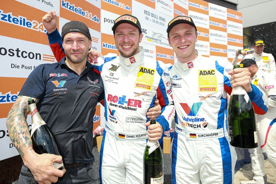 Daniel Keilwitz, Marvin Kirchhöfer, ADAC GT Masters, Red Bull Ring