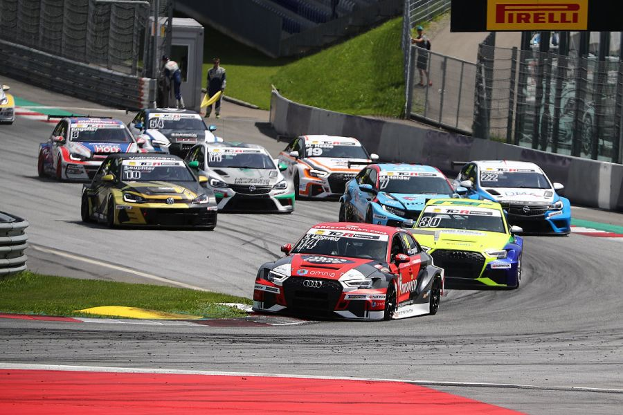ADAC TCR Germany, Red Bull Ring