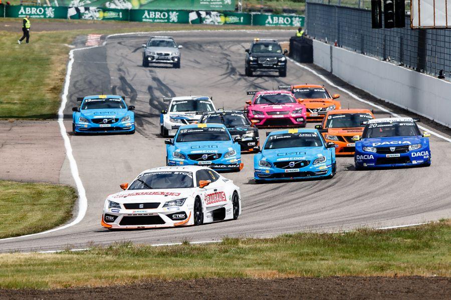 Scandinavian Touring Car Championship at Anderstorp