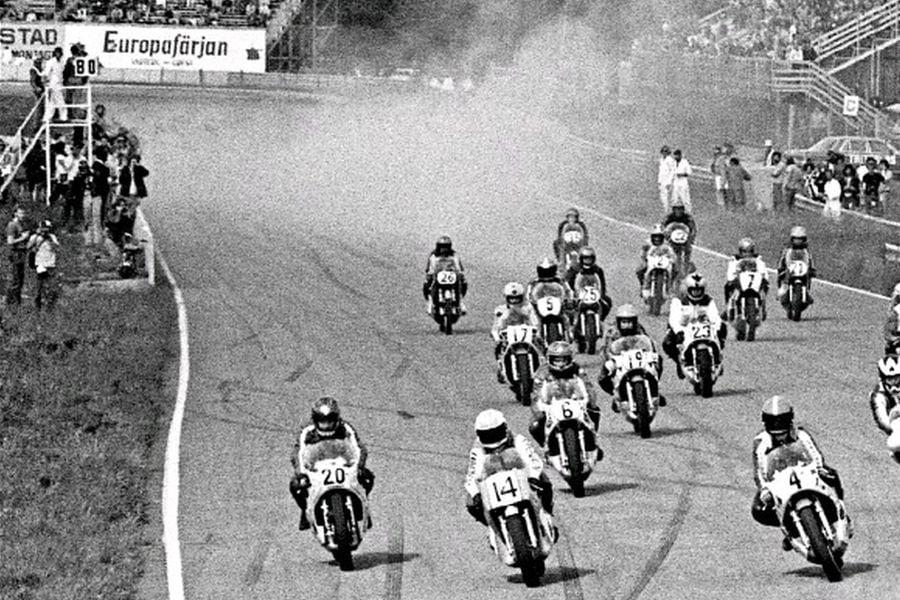 Motorcycle Swedish Grand Prix