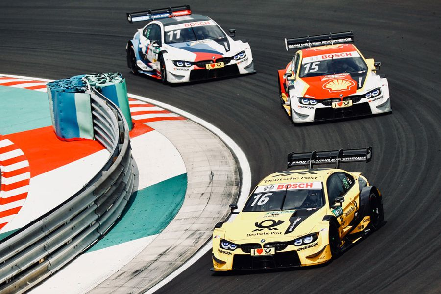 DTM Hungaroring BMW