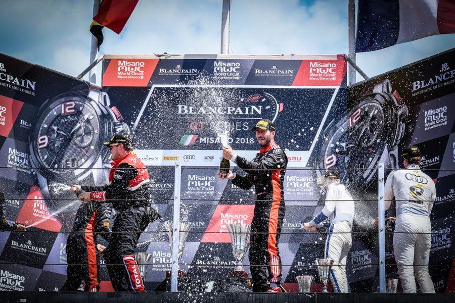 Blancpain GT Series Sprint Cup Misano