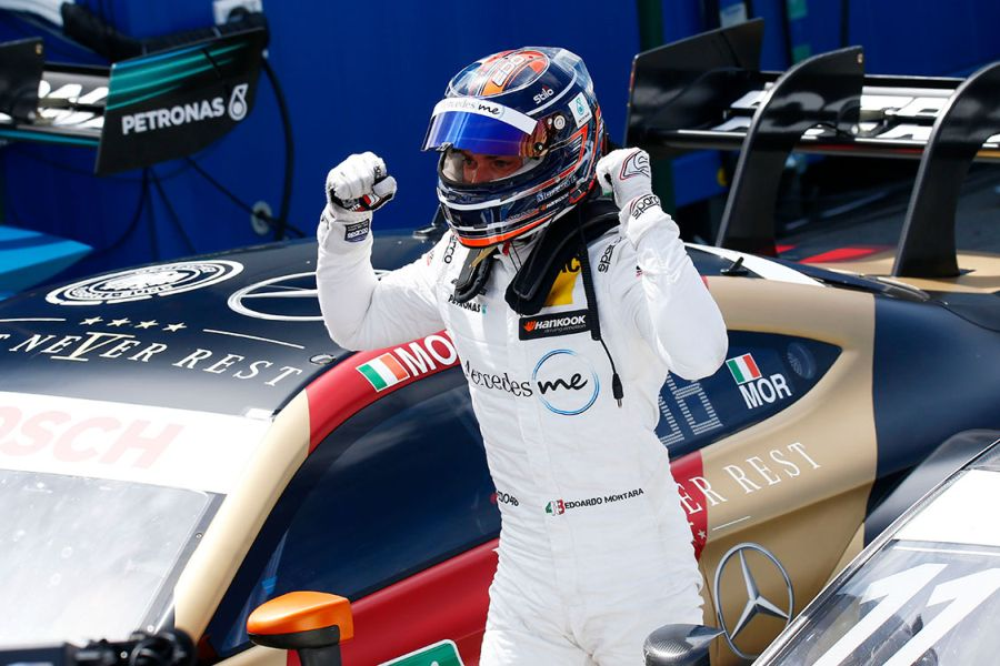 DTM Norisring race 1 Edoardo Mortara