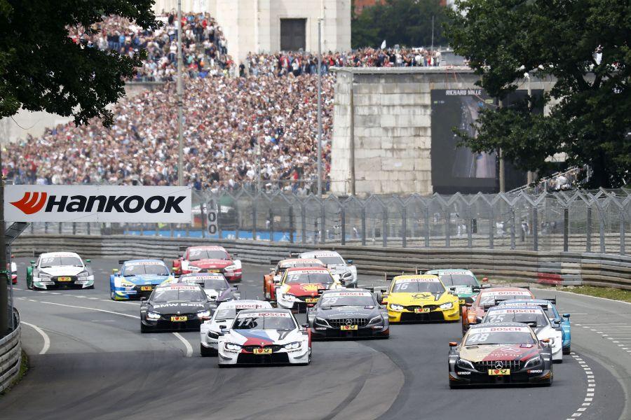DTM Norisring race 1