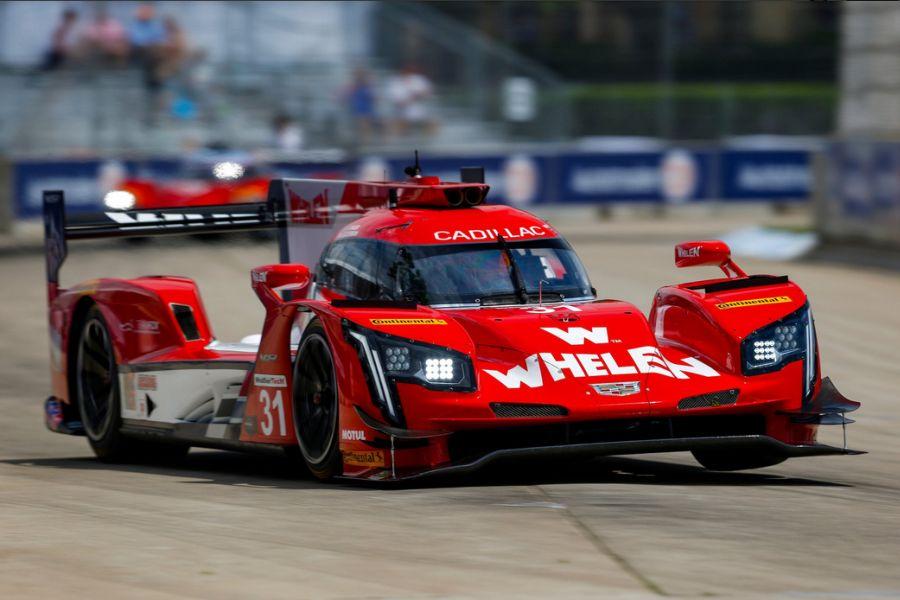 IMSA Detroit Grand Prix #31 Cadillac Action Express Racing