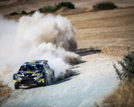 European Rally Championship: Dramatic win for local hero at Cyprus