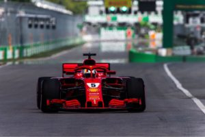 Formula 1, Canadian Grand Prix, Sebastian Vettel