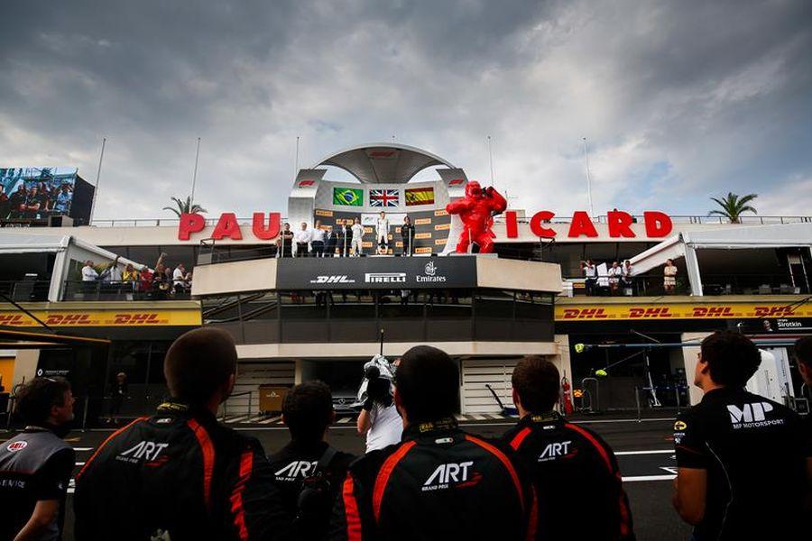 Formula 2 Circuit Paul Ricard