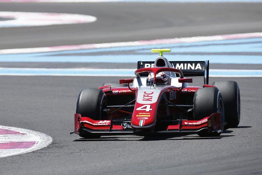 Formula 2 Circuit Paul Ricard Nyck de Vries