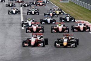 Formula 3 European Championship Hungaroring race 1
