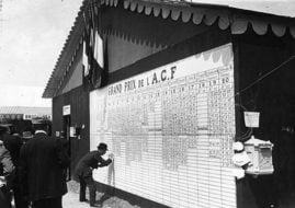 Grand Prix de l'ACF, Grand Prix de France