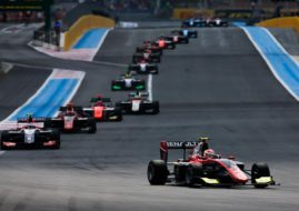 GP3 Series Circuit Paul Ricard race 1