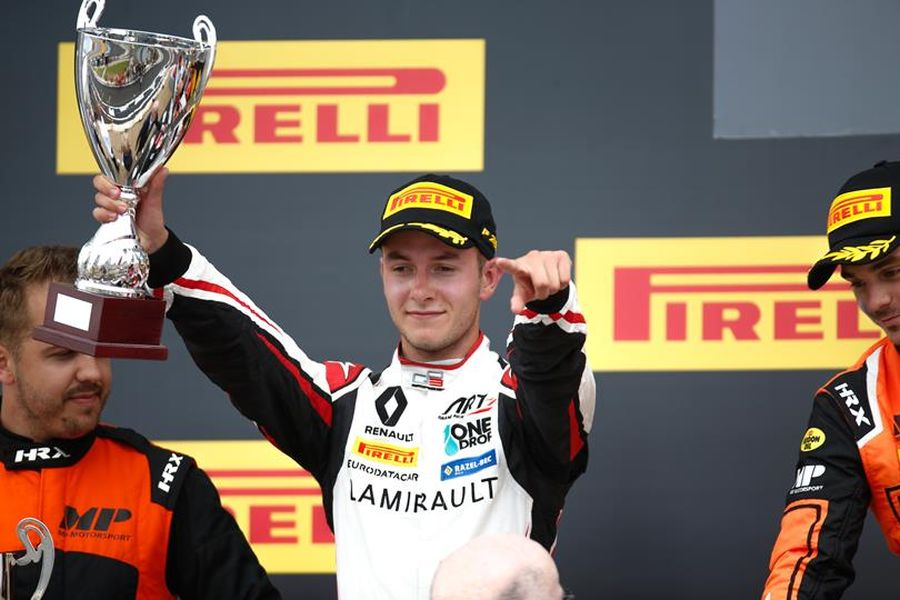 Anthoine Hubert, GP3 Series, Circuit Paul Ricard