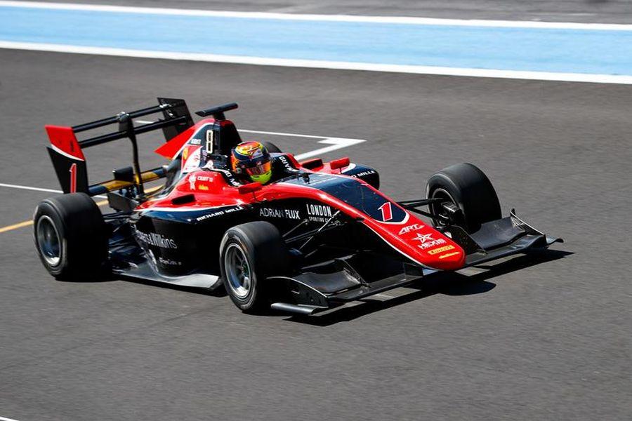GP3 Series Paul Ricard Callum Ilott