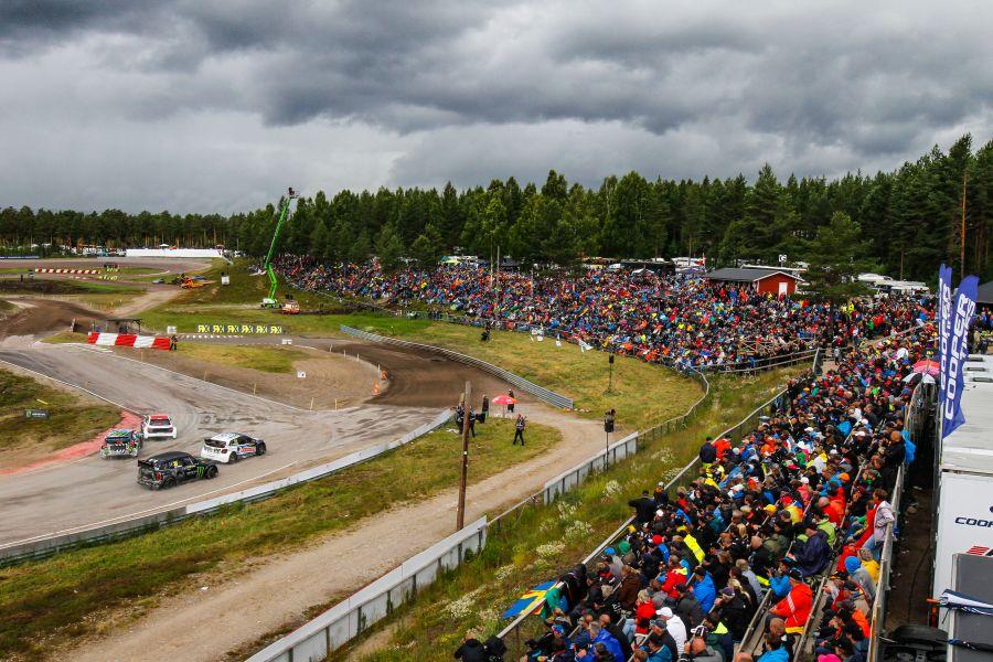 2016 World Rallycross Championship, Höljes Motorstadion or Höljesbanan