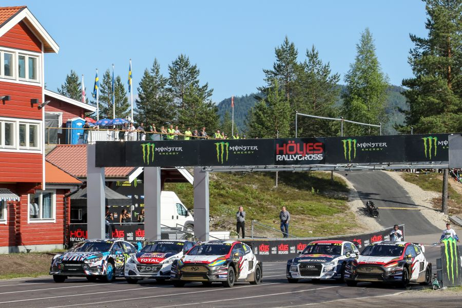høljes sverige kart Höljes Motorstadion or Höljesbanan – the home of Swedish rallycross høljes sverige kart