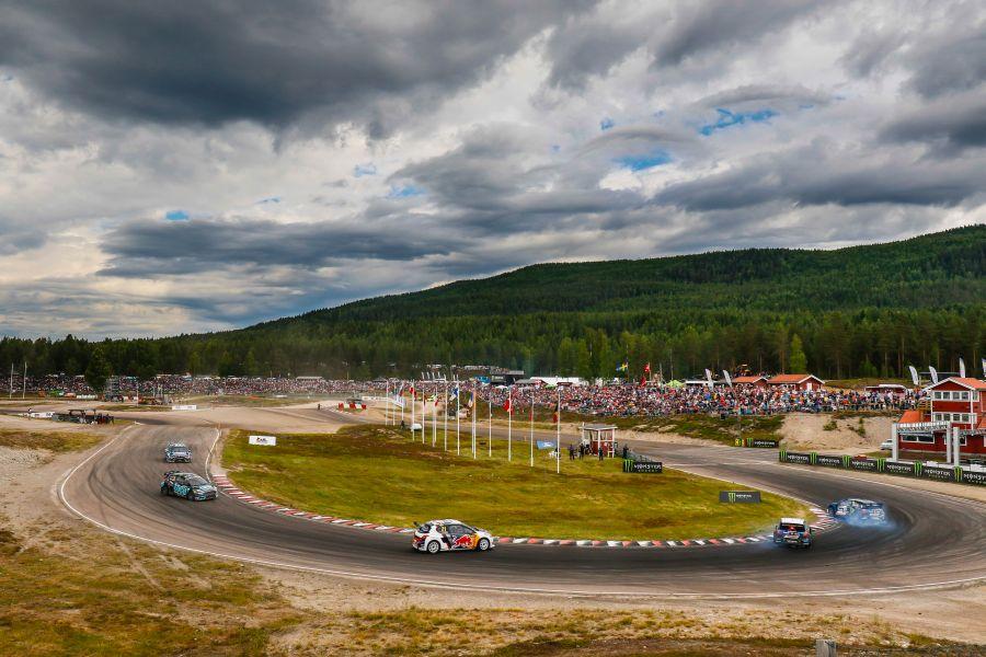 2017 World Rallycross Championship, Höljes Motorstadion or Höljesbanan