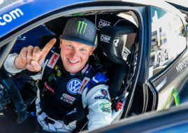 Johan Kristoffersson World RX Norway