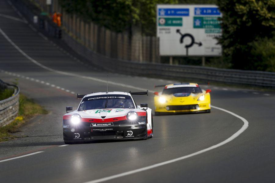 24h Le Mans official test