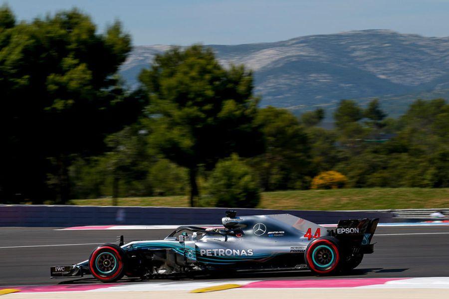 Lewis Hamilton French Grand Prix