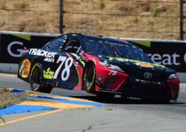 Martin Truex Jr., Sonoma Raceway