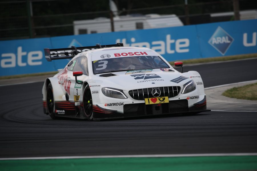 Paul di Resta, DTM Hungaroring