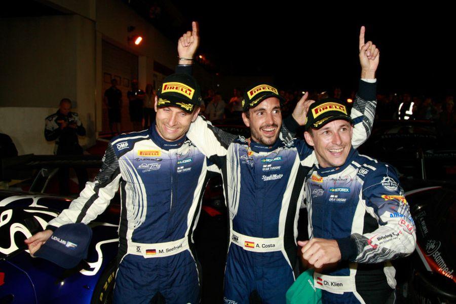 Paul Ricard 1000, winners Emil Frey Lexus Racing
