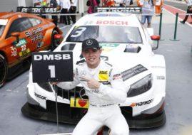 DTM Hungaroring, Paul Di Resta, Mercedes-AMG C 63 DTM