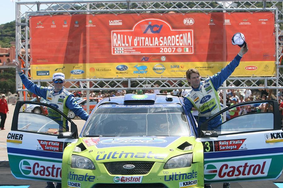 2007 Rally d'Italia-Sardegna