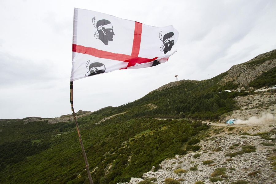 Rally Italia Sardegna is a part of the World Rally Championship since 2004